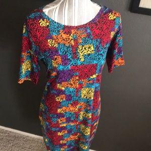 LuLaRoe Dresses - 🔥 1 hr SALE - LuLaRoe Julia dress